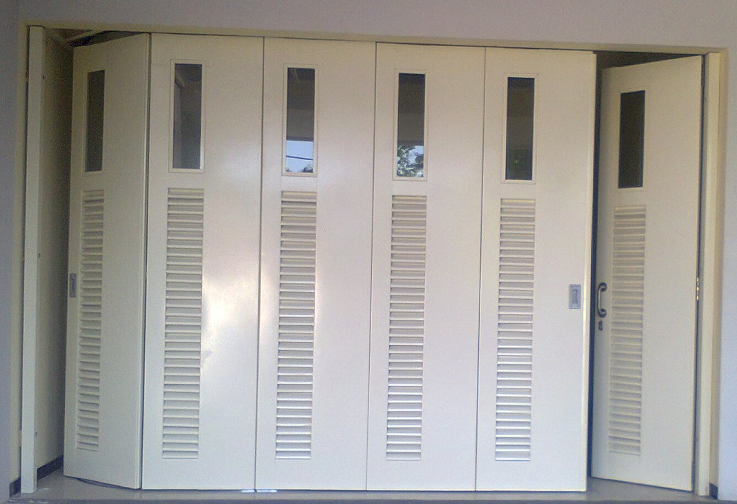 Pintu Garasi Wina Jakarta Timur Jual Pintu Besi Powder Coating Rumah Minimalis Garasi Exclusive